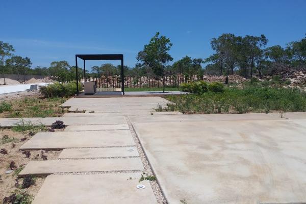 Foto de terreno industrial en venta en conocida , conkal, conkal, yucatán, 8843114 No. 12