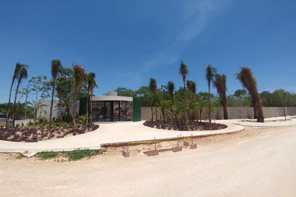 Foto de terreno industrial en venta en conocida , conkal, conkal, yucatán, 8843114 No. 16