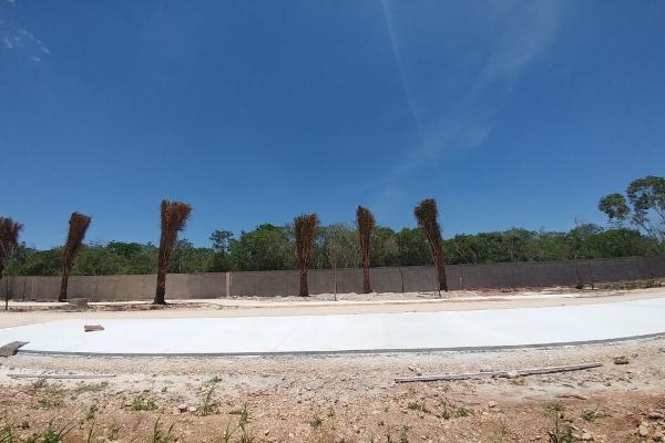 Foto de terreno industrial en venta en conocida , conkal, conkal, yucatán, 8843114 No. 18