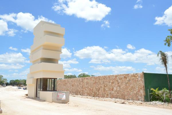 Foto de terreno industrial en venta en conocida , conkal, conkal, yucatán, 8843114 No. 20