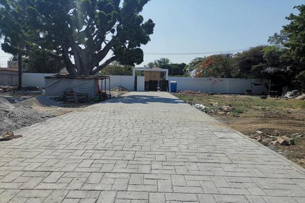 Foto de terreno habitacional en venta en conocida , jardines de cuernavaca, cuernavaca, morelos, 7151659 No. 04