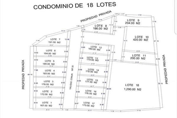 Foto de terreno habitacional en venta en conocida , jardines de cuernavaca, cuernavaca, morelos, 7151659 No. 05
