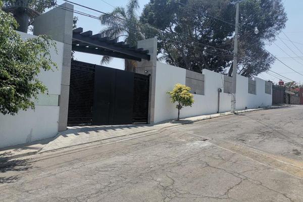 Foto de terreno habitacional en venta en conocida , jardines de cuernavaca, cuernavaca, morelos, 7151659 No. 07