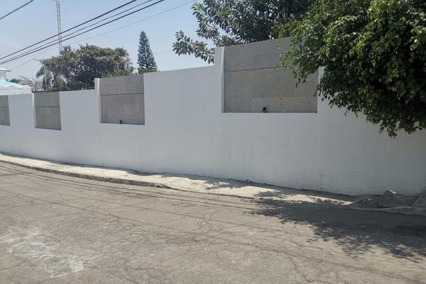 Foto de terreno habitacional en venta en conocida , jardines de cuernavaca, cuernavaca, morelos, 7151659 No. 08
