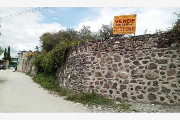 Foto de terreno habitacional en venta en conocida , la amistad, tula de allende, hidalgo, 13381480 No. 01