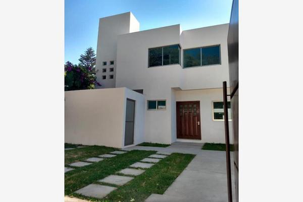 Foto de casa en venta en conocida , rancho cortes, cuernavaca, morelos, 8842405 No. 01