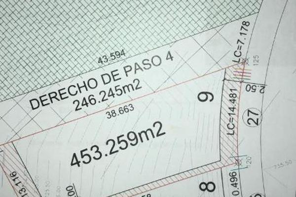 Foto de terreno habitacional en venta en conocida , cimas del pte, santa catarina, nuevo león, 10014929 No. 03