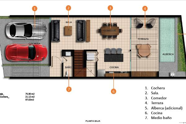 Foto de casa en venta en conocida , temozon norte, mérida, yucatán, 9936585 No. 08