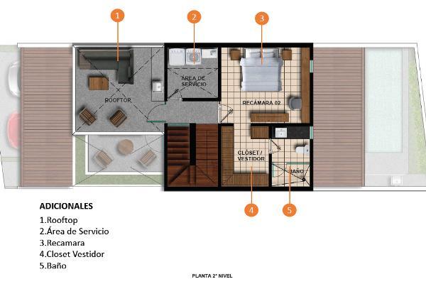 Foto de casa en venta en conocida , temozon norte, mérida, yucatán, 9936585 No. 09