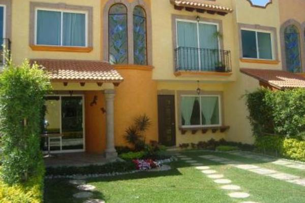 Foto de casa en renta en conocida , centro, xochitepec, morelos, 9923583 No. 01