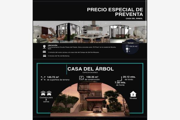 Foto de casa en venta en conocido 001, pinar del rio, morelia, michoacán de ocampo, 0 No. 03