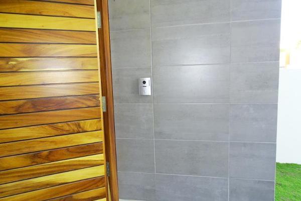 Foto de casa en venta en conocido conocido, puertas del campestre, celaya, guanajuato, 9106567 No. 02