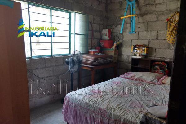 Foto de casa en venta en constitución 2 0 2, obrera, tuxpan, veracruz de ignacio de la llave, 7148863 No. 11