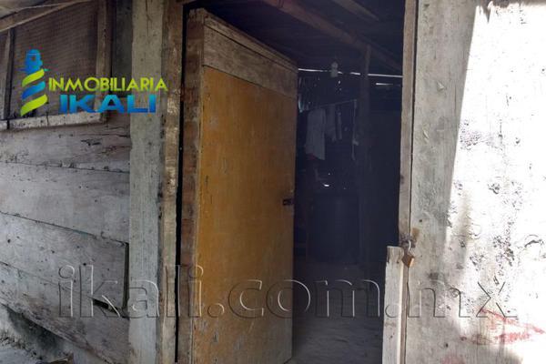 Foto de casa en venta en constitución 2 0 2, obrera, tuxpan, veracruz de ignacio de la llave, 7148863 No. 19