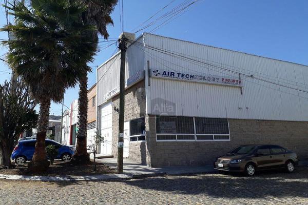 Foto de nave industrial en renta en constitucion , parque industrial bernardo quintana, el marqués, querétaro, 5707582 No. 01