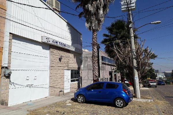 Foto de nave industrial en renta en constitucion , parque industrial bernardo quintana, el marqués, querétaro, 5707582 No. 03