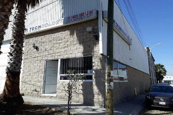 Foto de nave industrial en renta en constitucion , parque industrial bernardo quintana, el marqués, querétaro, 5707582 No. 04