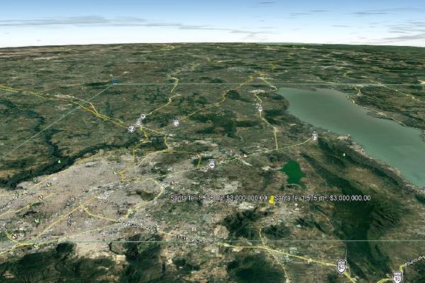 Foto de terreno comercial en venta en constitucion poniente , lomas de tejeda, tlajomulco de zúñiga, jalisco, 6199734 No. 04