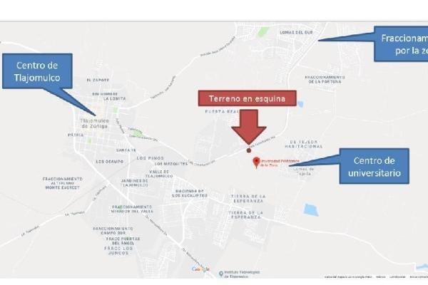 Foto de terreno comercial en venta en constitucion poniente , lomas de tejeda, tlajomulco de zúñiga, jalisco, 6199734 No. 07