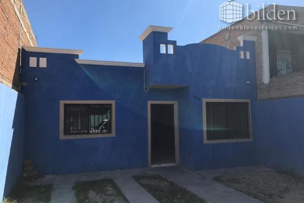 Foto de casa en venta en  , constituyentes, durango, durango, 5902611 No. 01