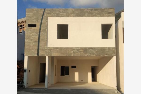 Foto de casa en venta en  , contry sur, monterrey, nuevo león, 5691137 No. 01