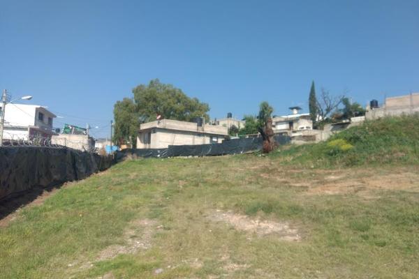 Foto de terreno habitacional en venta en coporo 0, barrio norte, atizapán de zaragoza, méxico, 5414859 No. 01