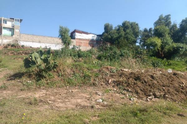 Foto de terreno habitacional en venta en coporo 0, barrio norte, atizapán de zaragoza, méxico, 5414859 No. 02