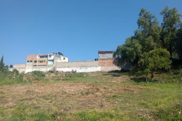 Foto de terreno habitacional en venta en coporo 0, barrio norte, atizapán de zaragoza, méxico, 5414859 No. 03