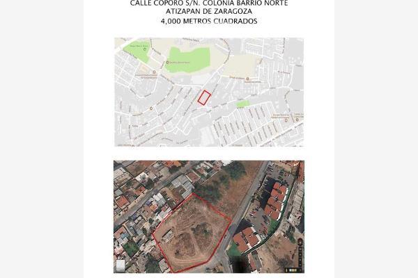 Foto de terreno habitacional en venta en coporo 0, barrio norte, atizapán de zaragoza, méxico, 5414859 No. 08