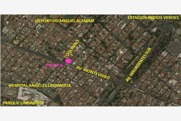 Foto de terreno comercial en venta en coquimbo 719, lindavista sur, gustavo a. madero, df / cdmx, 18815158 No. 01