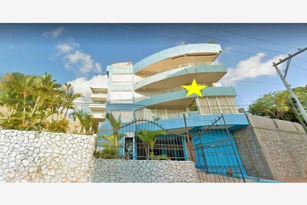 Foto de departamento en venta en coral 2014, condesa, acapulco de juárez, guerrero, 8377208 No. 01