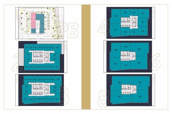 Foto de oficina en venta en  , cordemex, mérida, yucatán, 7861405 No. 04