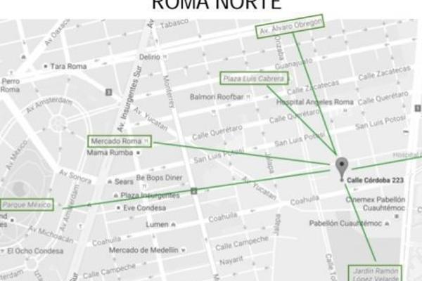 Foto de casa en venta en cordova , roma norte, cuauhtémoc, df / cdmx, 5976239 No. 11