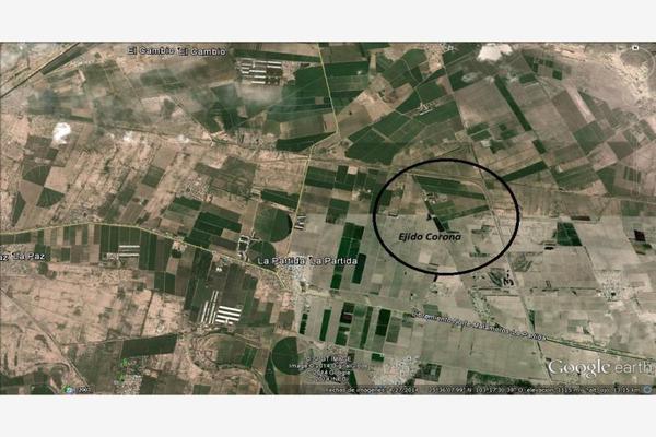Foto de terreno comercial en venta en  , corona, matamoros, coahuila de zaragoza, 7215517 No. 01