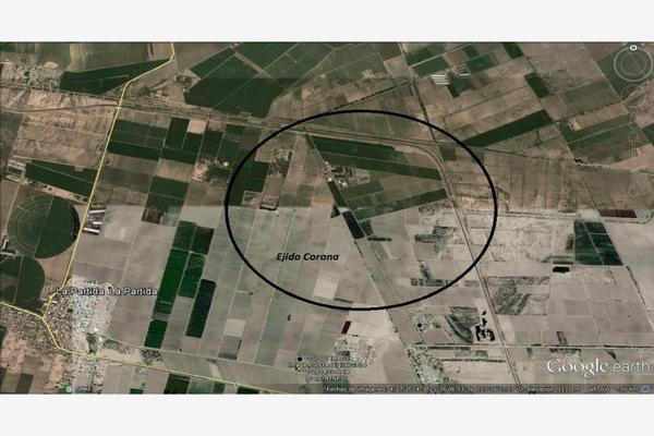 Foto de terreno comercial en venta en  , corona, matamoros, coahuila de zaragoza, 7215517 No. 03