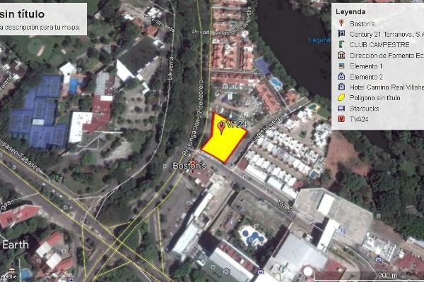 Foto de terreno habitacional en venta en  , coronel traconis 1ra sección (la isla), centro, tabasco, 5693318 No. 01