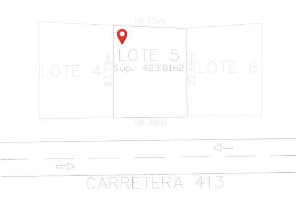 Foto de terreno comercial en venta en coroneo , 1° de mayo, corregidora, querétaro, 12269788 No. 07