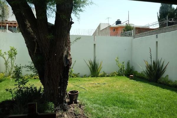 Foto de casa en renta en  , corral de barrancos, jesús maría, aguascalientes, 7977822 No. 17