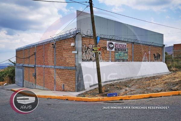 Foto de bodega en venta en  , corral grande, yautepec, morelos, 18475625 No. 01