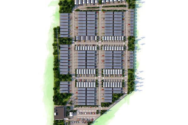 Foto de terreno industrial en venta en corredor industrial hunucmá , san antonio chel, hunucmá, yucatán, 3732104 No. 03