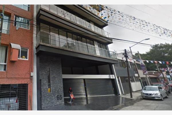 Foto de departamento en venta en correggio 65, ciudad de los deportes, benito juárez, df / cdmx, 9284417 No. 01