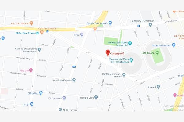 Foto de departamento en venta en correggio 65, ciudad de los deportes, benito juárez, df / cdmx, 9284417 No. 07