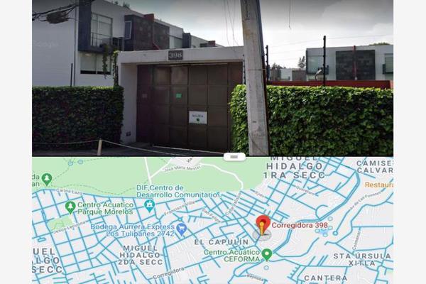 Foto de casa en venta en corregidora 398, miguel hidalgo 2a sección, tlalpan, df / cdmx, 16312922 No. 05