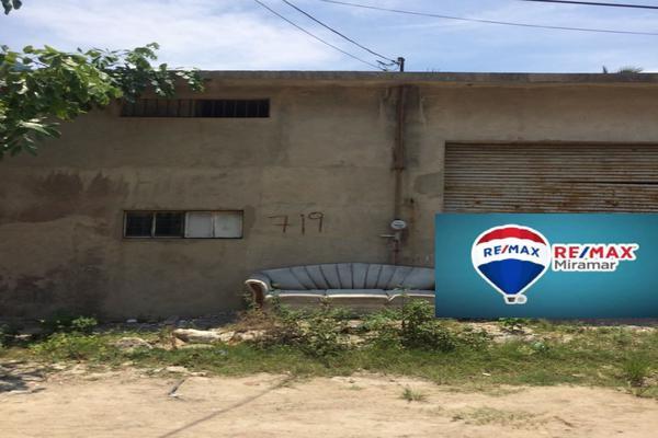 Foto de bodega en venta en corregidora , hipódromo, ciudad madero, tamaulipas, 5816934 No. 01