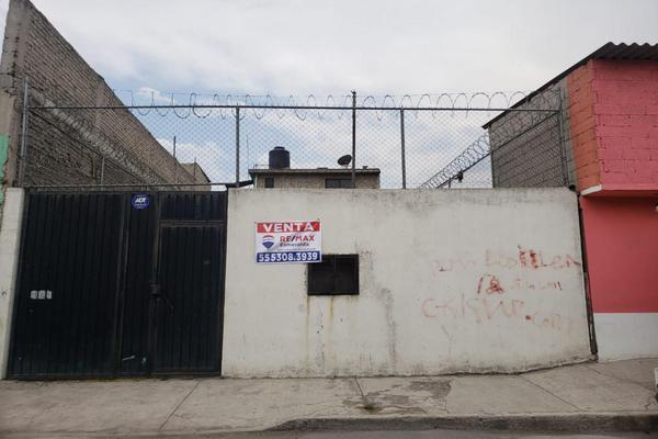 Foto de terreno habitacional en venta en corregidora , miguel hidalgo, ecatepec de morelos, méxico, 0 No. 01