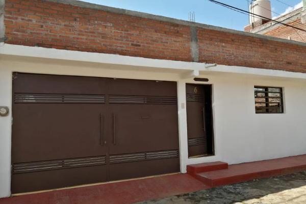 Foto de casa en venta en corregidora , pátzcuaro centro, pátzcuaro, michoacán de ocampo, 9945209 No. 01