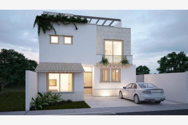 Foto de casa en venta en  , corregidora, querétaro, querétaro, 12273888 No. 01