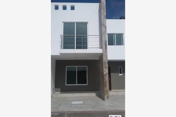 Foto de casa en venta en cortijo 1, residencial campestre, irapuato, guanajuato, 6194690 No. 01