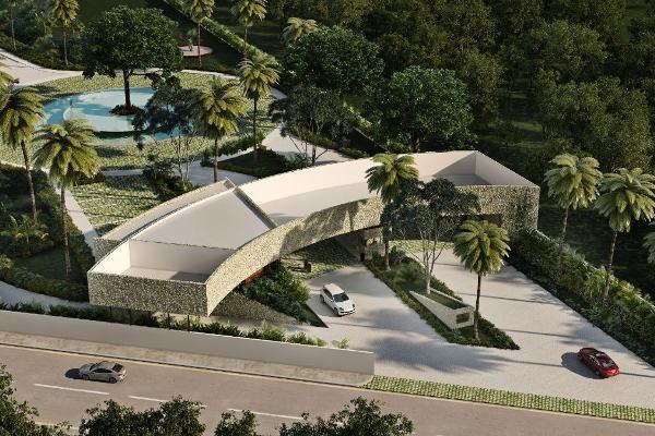 Foto de terreno habitacional en venta en  , cosgaya, mérida, yucatán, 14029194 No. 01