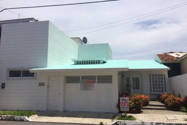 Foto de casa en venta en  , costa de oro, boca del río, veracruz de ignacio de la llave, 5665887 No. 01